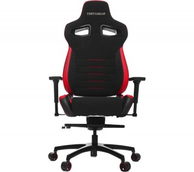Save £60 at Currys on VERTAGEAR P-Line PL4500 Gaming Chair - Black & Red, Black