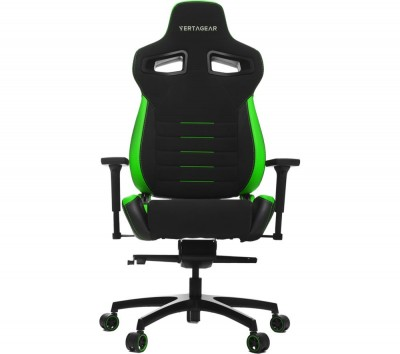 Save £60 at Currys on VERTAGEAR P-Line PL4500 Gaming Chair - Black & Green, Black