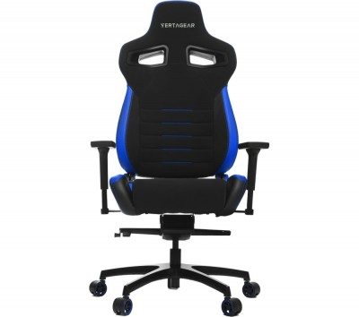 Save £60 at Currys on VERTAGEAR P-Line PL4500 Gaming Chair - Black & Blue, Black