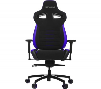 Save £60 at Currys on VERTAGEAR P-Line PL4500 Gaming Chair - Black & Purple, Black