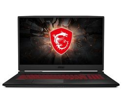 "Save £250 at Currys on MSI GL75 17.3"" Gaming Laptop - Intel® Core™ i7, GTX 1660 Ti, 512 GB SSD"