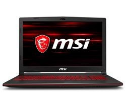 Save £300 at Currys on MSI GL63 15.6