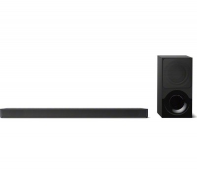Save £69 at Currys on SONY HTXF9000 2.1 Wireless Cinematic Sound Bar with Dolby Atmos, Gold