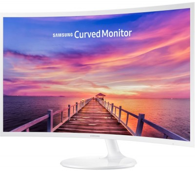 Save £70 at Currys on SAMSUNG C32F391 Full HD 32