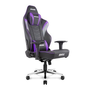 Save £100 at Scan on AKRacing Masters Series MAX BLK/INDIGO Gaming Chair