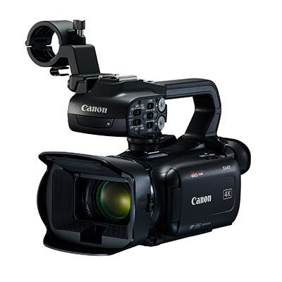 Save £300 at Wex on Canon XA40 4K Camcorder