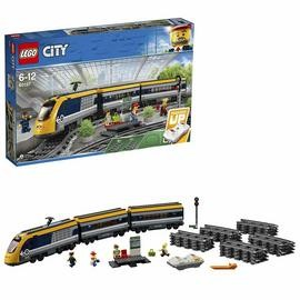 Save £15 at Argos on LEGO City Passenger RC Train Toy Construction Set - 60197