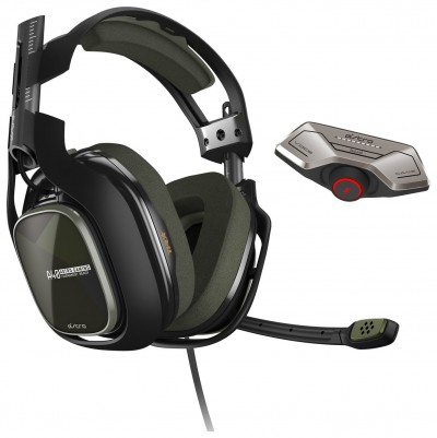 Save £50 at Argos on Astro A40 TR Xbox One Headset & MixAmp M80 - Green