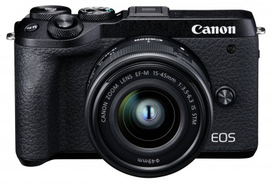 Save £220 at Argos on Canon EOS M6 MarkII Mirrorless Camera with 15-45mm Lens