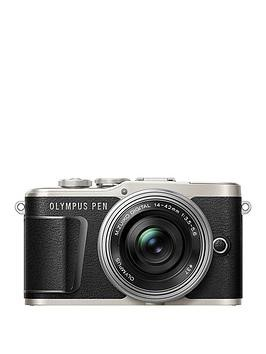 Save £80 at Very on Olympus Pen E-Pl9 Compact System Camera With 14-42 Ez Lens - Black