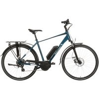 Save £270 at Halfords on Raleigh Felix 700c Crossbar Electric Hybrid Bike - 46cm Frame