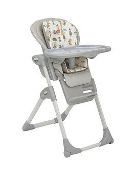 Save £10 at Very on Joie Mimzy 2-In-1 Highchair - In The Rain