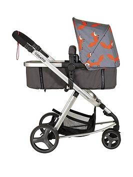 Save £40 at Very on Cosatto Cosatto Giggle Mix 2-In-1 Pram  Pushchair - Mister Fox