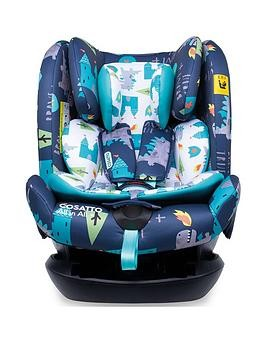Save £35 at Very on Cosatto All In All + Group 0+123 Isofix Car Seat - Dragon Kingdom