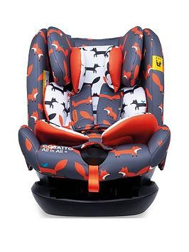 Save £35 at Very on Cosatto All In All + Group 0+123 Isofix Car Seat - Mister Fox