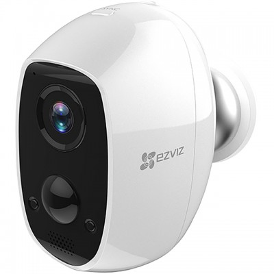 Save £31 at AO on EZVIZ C3A WiFi Outdoor Battery Camera -Full HD - White