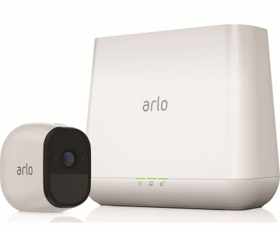 Save £30 at Currys on ARLO VMS4130-100EUS Pro Wireless HD Ready Security Camera with Base Station