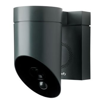 Save £40 at Scan on Somfy Full HD Outdoor Security Camera - Grey