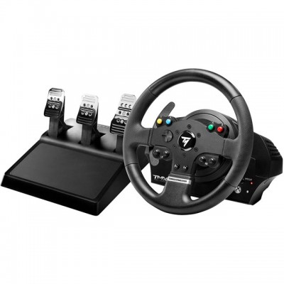 Save £30 at AO on Thrustmaster TMX Pro Force Feedback Steering Wheel & Pedals - Black