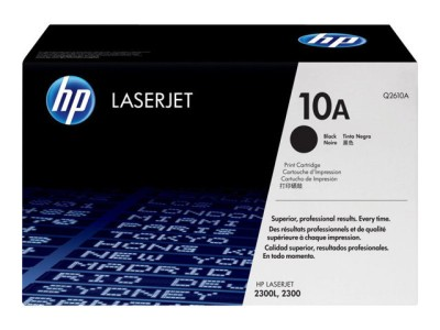 Save £39 at Ebuyer on HP 10A Black Toner Cartridge 6000 Pages - Q2610A