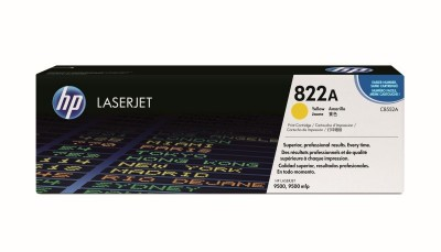 Save £132 at Ebuyer on HP 822A Yellow Toner Cartridge 25,000 Pages - C8552A