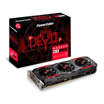 Save £40 at Scan on PowerColor AMD Radeon RX 570 4GB Red Devil Graphics Card