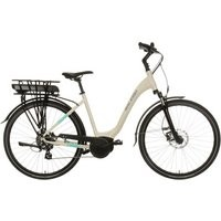 Save £270 at Halfords on Raleigh Felix Step-through Electric Hybrid Bike - 46cm Frame