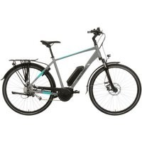Save £323 at Halfords on Raleigh Felix+ Crossbar Electric Hybrid Bike - 46cm Frame