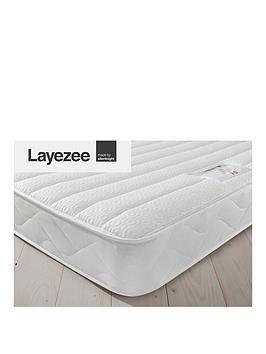 Save £20 at Very on Layezee Made By Silentnight Fenner Spring Memory Mattress