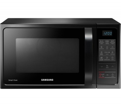 Save £40 at Currys on SAMSUNG MC28H5013AK/EU Combination Microwave - Black, Black