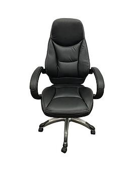 Save £20 at Very on Alphason Portico Faux Leather Office Chair