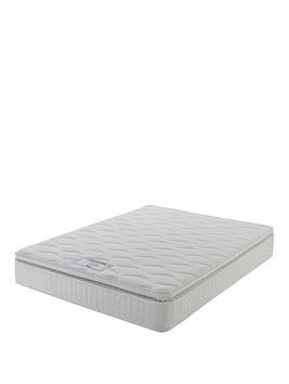Save £30 at Very on Layezee Made By Silentnight Addison 800 Pocket Pillowtop Mattress - Mattress Only