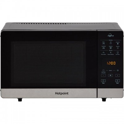 Save £16 at AO on Hotpoint CHEFPLUS MWH2734B 25 Litre Combination Microwave Oven - Black