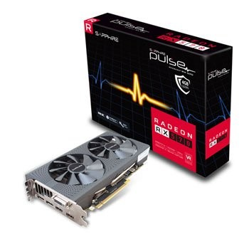 Save £100 at Scan on Sapphire AMD Radeon RX 570 4GB PULSE Graphics Card