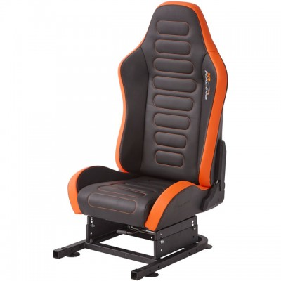 Save £30 at AO on X Rocker Racing Drift 2.1 Audio Gaming Chair - Black / Orange