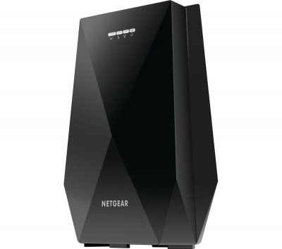 Save £30 at Currys on NETGEAR Nighthawk X6 EX7700-100UKS WiFi Range Extender - AC 2200, Tri-band