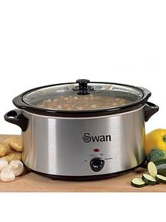 Save £5 at Very on Swan SF11041 5.5-Litre Slow Cooker