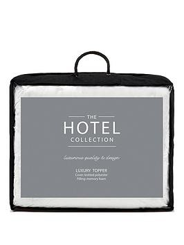 Save £15 at Very on Hotel Collection Ultimate Luxury 5 Cm Memory Foam Mattress Topper