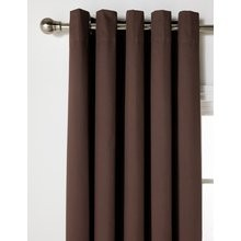 Save £24 at Argos on HOME Blackout Thermal Curtains - 168x229cm - Chocolate