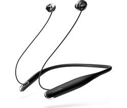 Save £15 at Currys on PHILIPS SHB4205BK Wireless Bluetooth Headphones - Black