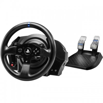 Save £81 at AO on Thrustmaster T300 RS Steering Wheel & Pedals - Black