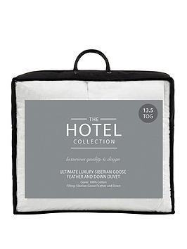 Save £30 at Very on Hotel Collection Ultimate Luxury Siberian Goose Down 13.5 Tog Duvet