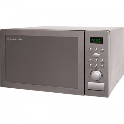 Save £24 at AO on Russell Hobbs RHM2574 25 Litre Combination Microwave Oven - Stainless Steel