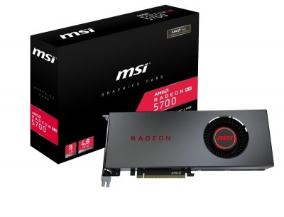 Save £64 at Ebuyer on MSI Radeon RX 5700 8GB Graphics Card