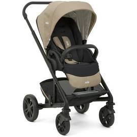 Save £100 at Argos on Joie Chrome Scenic Stroller & Carrycot - Sandstone