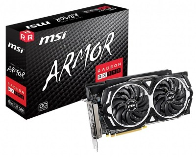 Save £30 at Ebuyer on MSI Radeon RX 590 ARMOR 8GB OC Graphics Card