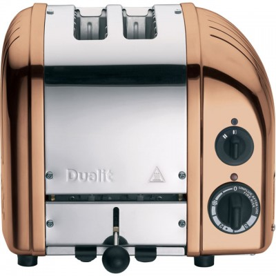 Save £24 at AO on Dualit Classic 27450 2 Slice Toaster - Copper