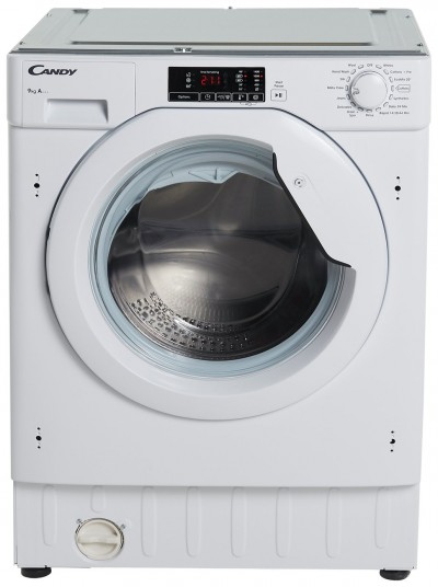 Save £50 at Argos on Candy CBWM 916D 9KG 1600 Spin Integrated Washing Machine