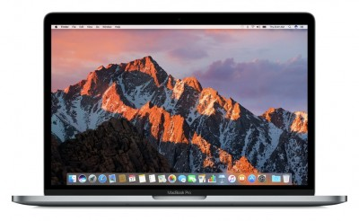 Save £380 at Argos on Apple MacBook Pro Touch 2017 13 In i5 8GB 512GB Space Grey