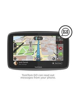 Save £40 at Very on Tomtom Go 6200 Sat Nav With World Maps